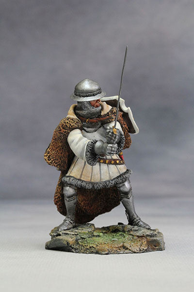 YZ54014 - Teutonic Knight (15th Century A.D.) from YZCaesar - Piers Christian Toy Soldiers - 3