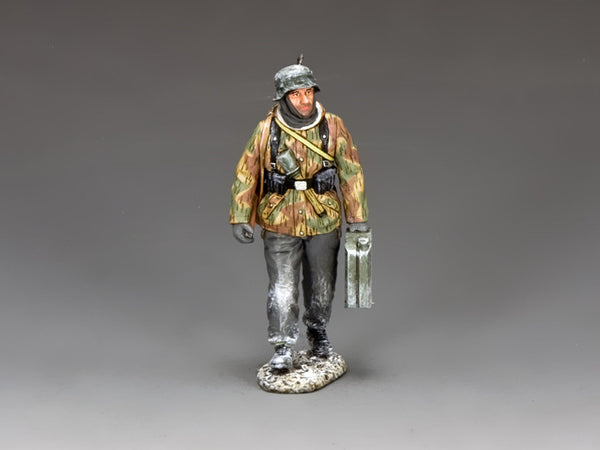 BBG112 - 'Klaus', Battle of the Bulge German - Piers Christian Toy Soldiers - 1