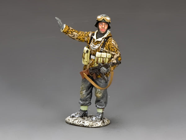BBG113 - 'Erich' Battle of the Bulge German - Piers Christian Toy Soldiers - 1