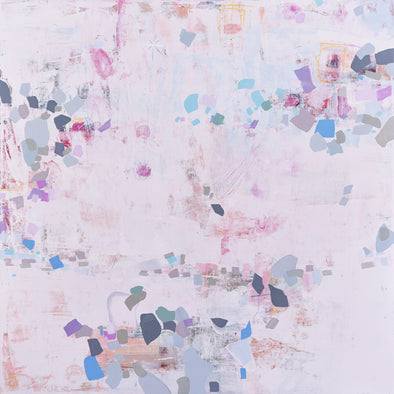 Dreams are made of this - new abstract works