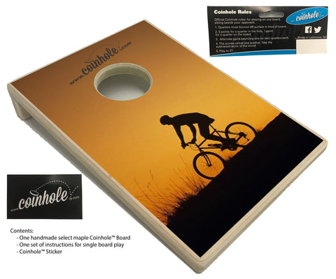 Bicycle Coinhole™ Board