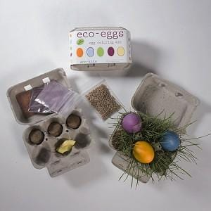 Eco Kids Eco Egg coloring Kit