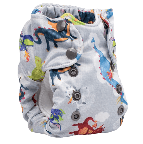 Smart Bottoms Born Smart 2.0 Newborn All In One