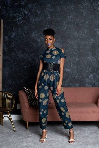 KAMILI 2 piece set (PANTS)