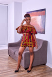 Nnenne short set