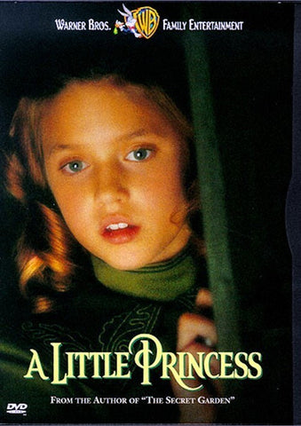 A Little Princess DVD (Free Shipping)