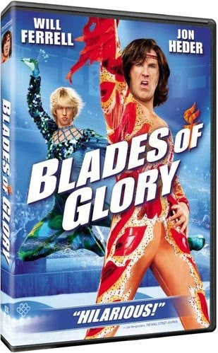 Blades of Glory DVD (Fullscreen) (Free Shipping)