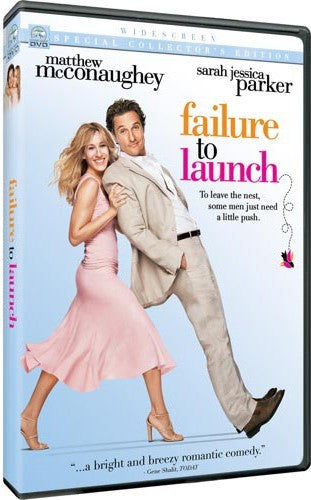 Failure To Launch DVD (Widescreen) (Free Shipping)
