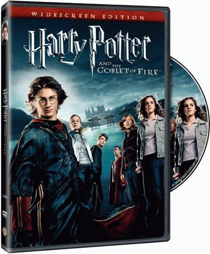 Harry Potter And The Goblet Of Fire DVD (Widescreen) (Free Shipping)