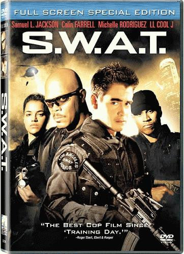 S.W.A.T. SWAT DVD (Fullscreen Special Edition) (Free Shipping)