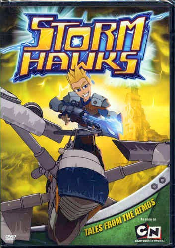 Storm Hawks - Tales From the Atmos DVD (Free Shipping)