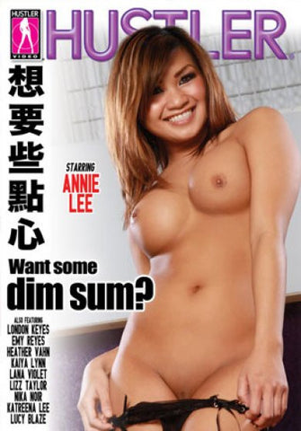 Want Some Dim Sum - Hustler Adult DVD (Free Shipping)