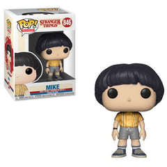 Stranger Things Pop! Vinyl Figure Season 3 Mike [846]