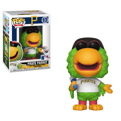 MLB Mascots Pop! Vinyl Figure Pirate Parrot [Pittsburgh Pirates] [17]