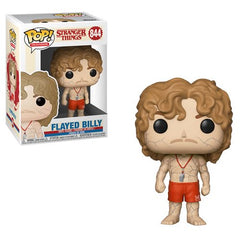 Stranger Things Pop! Vinyl Figure Season 3 Flayed Billy [844]