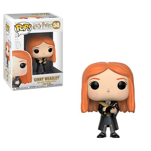 Harry Potter Pop! Vinyl Figure Ginny Weasley with Diary [58]
