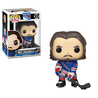 NHL Pop! Vinyl Figure Mats Zuccarello [New York Rangers] [37]