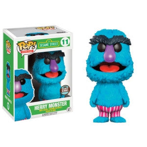 Sesame Street Pop! Vinyl Figure Herry Monster [Specialty Series]