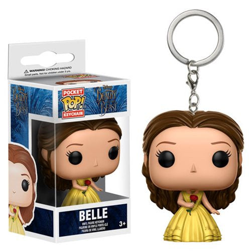 Disney Pocket Pop! Keychain Live Action Belle [Beauty & The Beast]