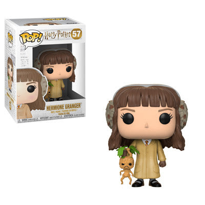 Harry Potter Pop! Vinyl Figure Hermione Granger Herbology [57]