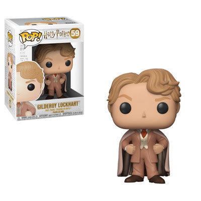 Harry Potter Pop! Vinyl Figure Gilderoy Lockhart [59]