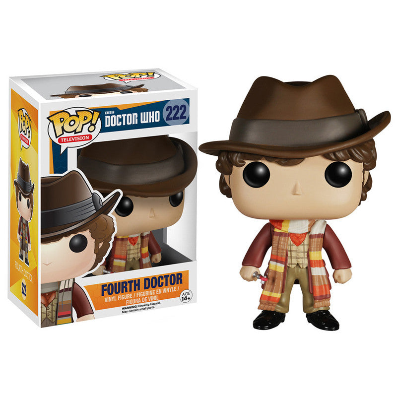 Doctor Who Pop! Vinyl Figure Fourth Doctor