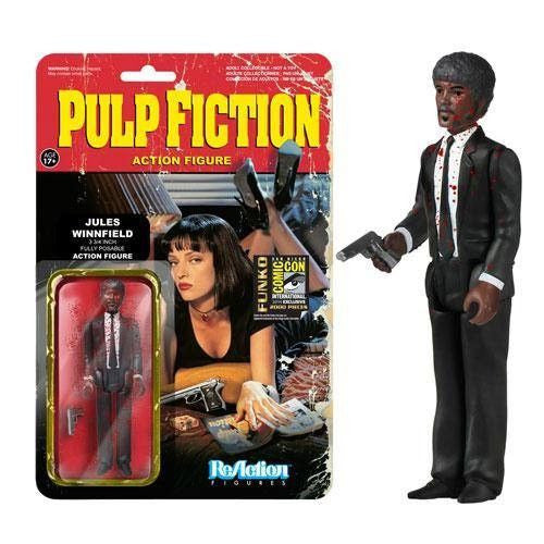Pulp Fiction ReAction Figure: Blood Splattered Jules Winnifield [SDCC 2014 Exclusive]