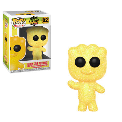 Sour Patch Kids Pop! Vinyl Figure Yellow [02]