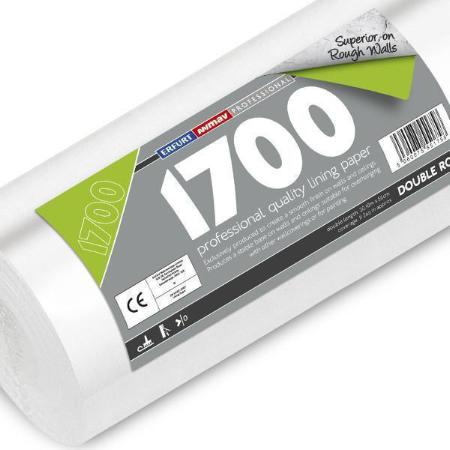 Professional 1700 Grade Lining Paper - Double Length