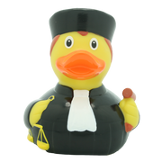 Judge Rubber Duck By Lilalu