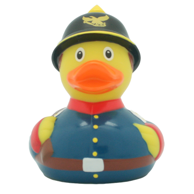 Prussian Rubber Duck By Lilalu
