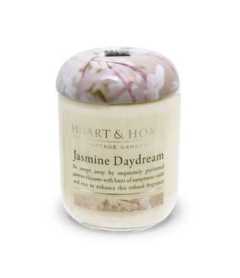 Jasmine Daydream - Small Candle - From Heart and Home