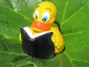 Book Latex Rubber Duck From Lanco Ducks