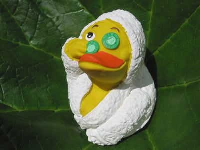 SPA Wellness Latex Rubber Duck From Lanco Ducks