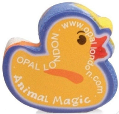 Rubber Duck Compressed Flannel By Opal