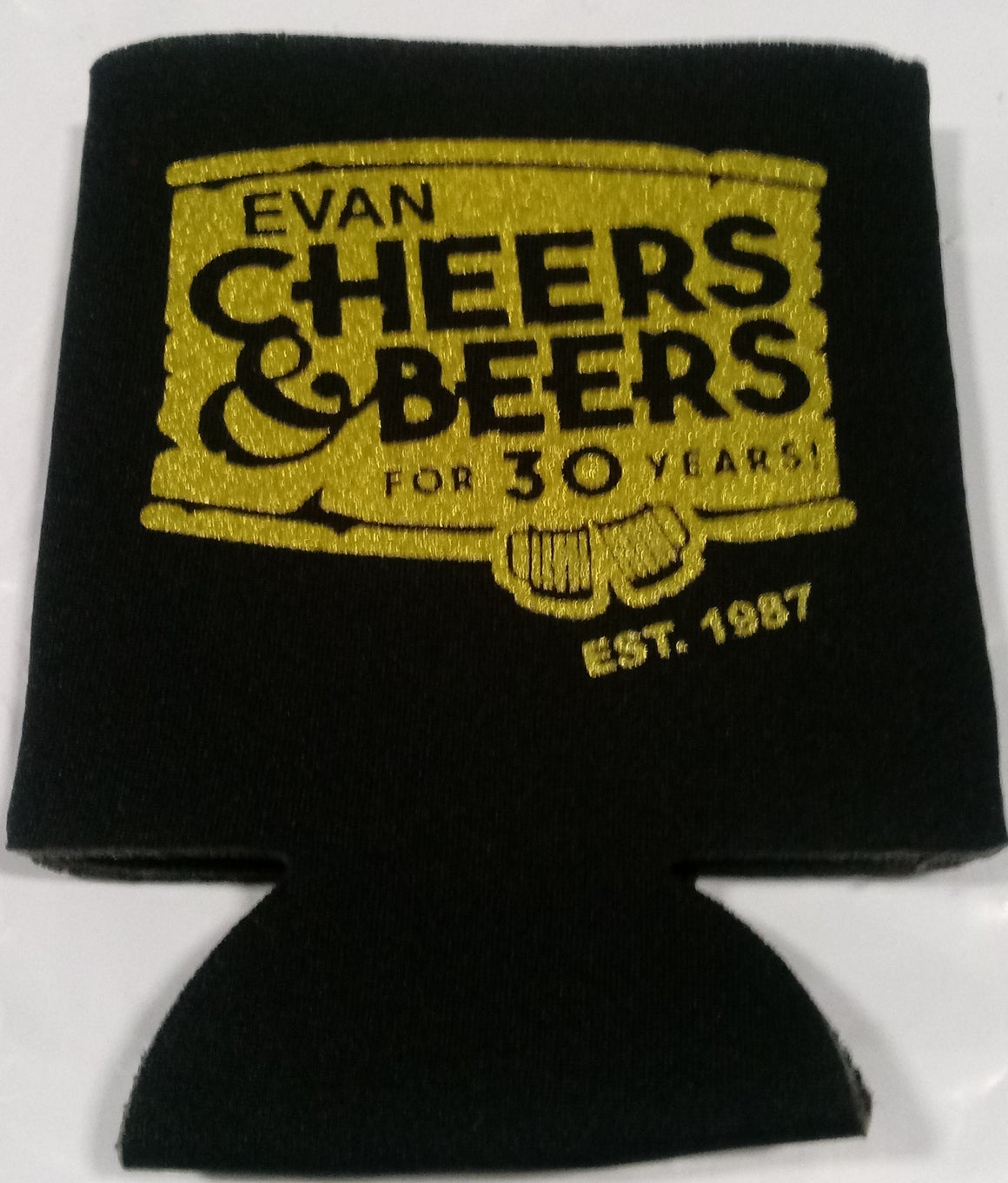 Cheers and Beers to 30th Birthday party favors