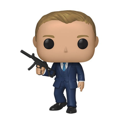 Funko Pop! Movies: James Bond - Daniel Craig Quantum of Solace (Coming Soon)