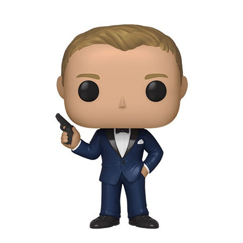 Funko Pop! Movies: James Bond - Daniel Craig Casino Royale (Coming Soon)