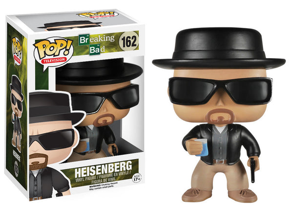 Pop! Television Vinyl Breaking Bad Heisenberg