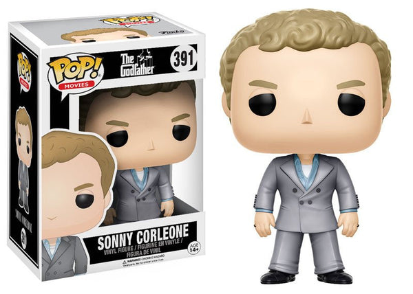 Pop! Movies The Godfather- Sonny Corleone