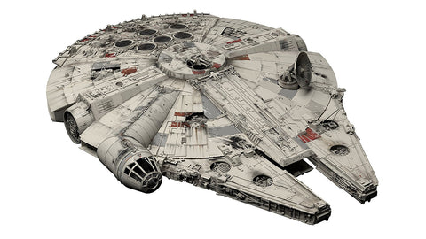 Bandai Hobby Star Wars Perfect Grade Millennium Falcon 1/72 Scale Model Kit