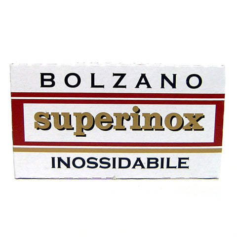 Bolzano Double Edge Razor Blades - Pack of 5