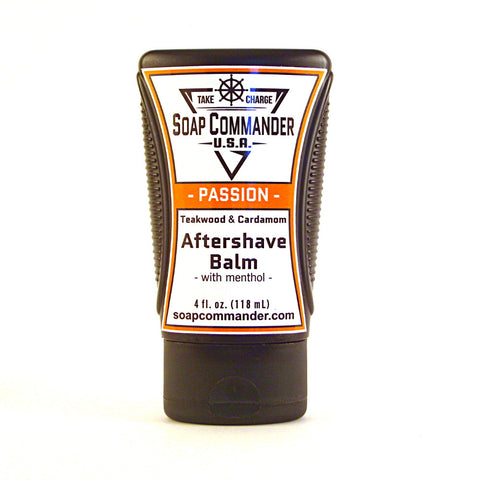 Soap Commander Aftershave Balm - Passion