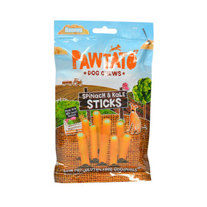 Benevo Pawtato Sticks with Spinach and Kale 120g
