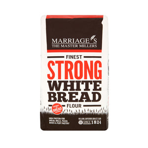 Marriage's Organic Strong White Flour 1kg