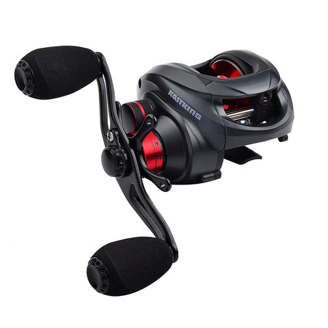 Spartacus Fishing Reel with Dual Brake System 11+1 BBs 6.3:1