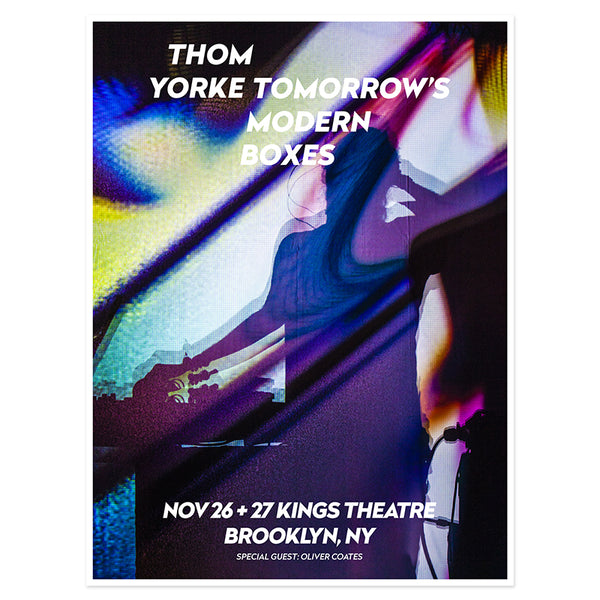 EVENT POSTER BROOKLYN