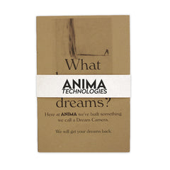 ANIMA TECHNOLOGIES POSTCARD SET