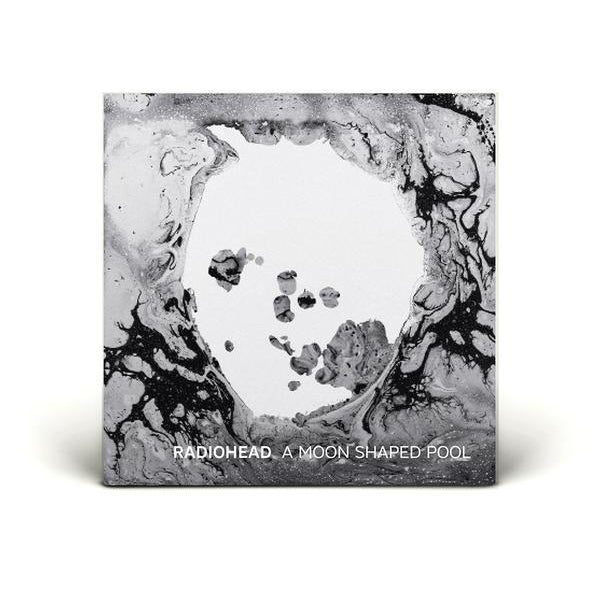 A Moon Shaped Pool CD