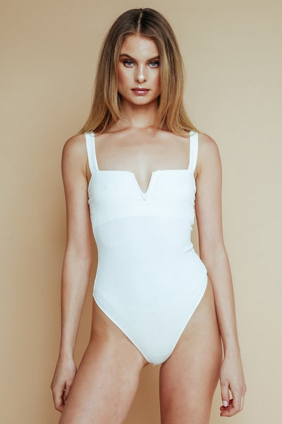 Tia Triangle Bodysuit